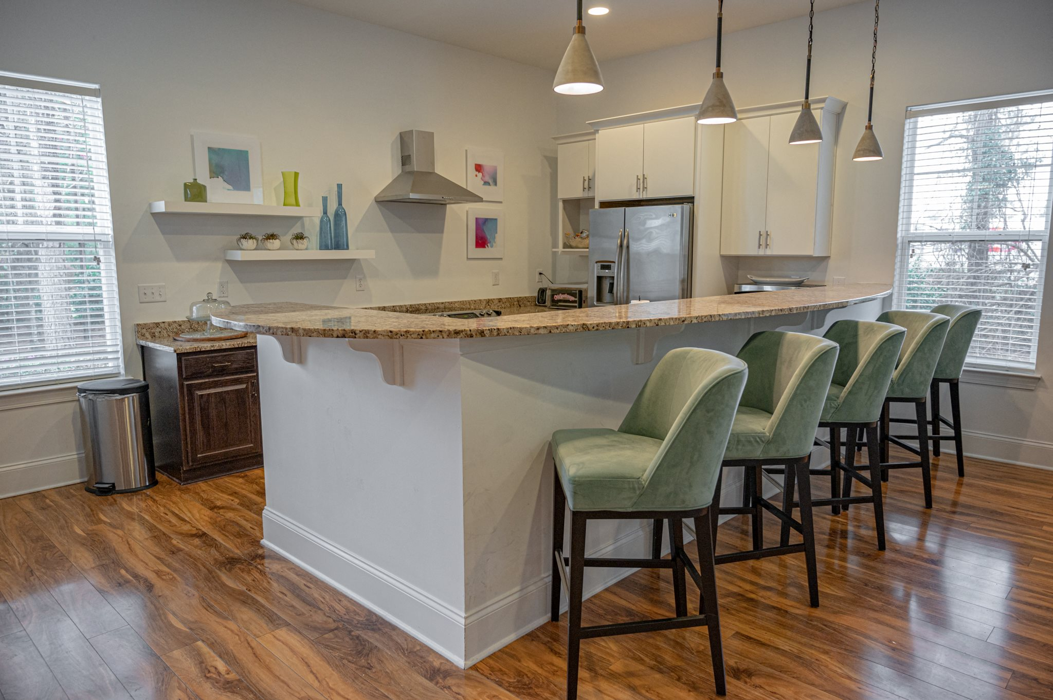 Enjoy the Clubhouse Kitchen at Hawthorne at Murrayville