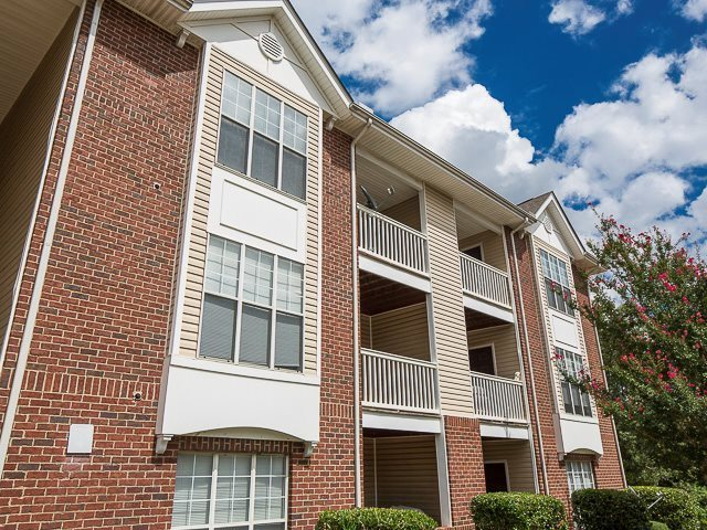 Exterior views of The Avalon in Charlotte, NC