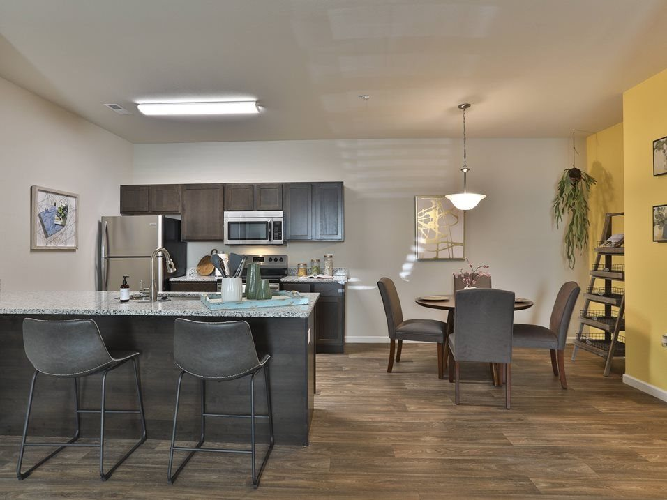 Open-Concept Floor Plans at The Springs in Boiling Springs, South Carolina