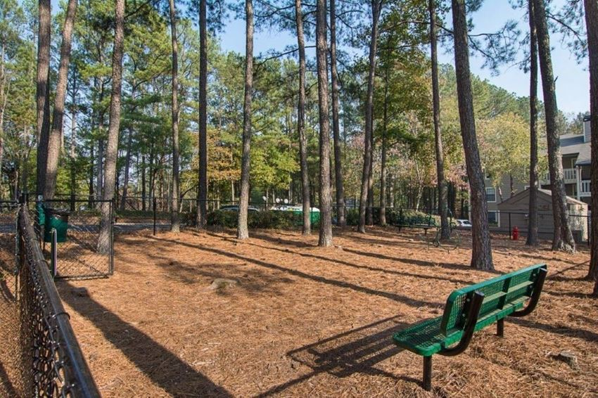 Leash Free Bark Park at the Avenues of North Decatur
