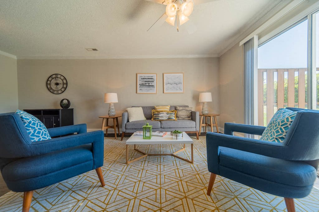 Take a seat in your new home at Haven at RTP