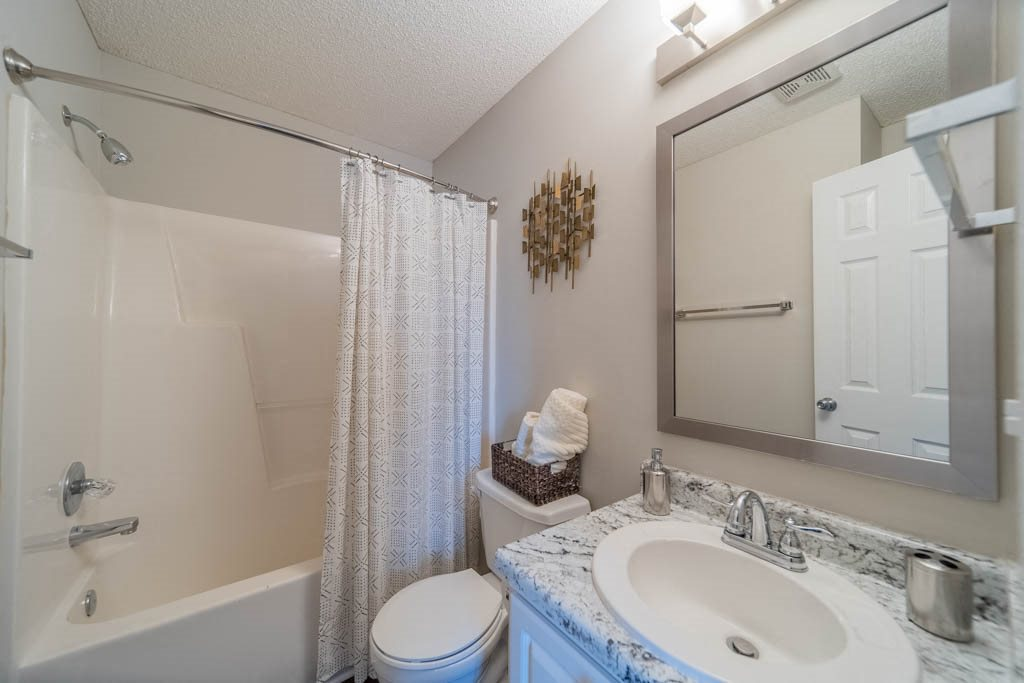 Enjoy well-designed bathrooms at  Haven at RTP