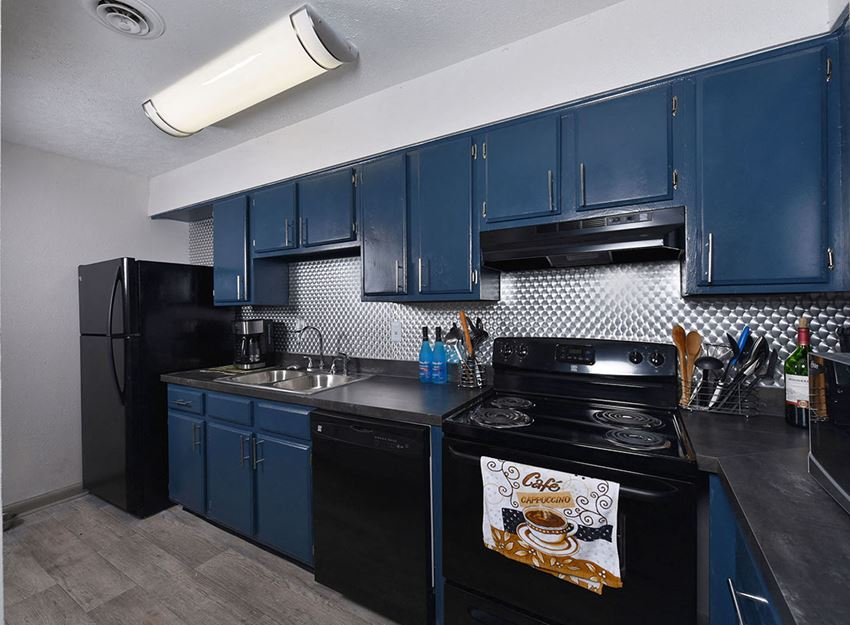 The Blue Note - Kitchen