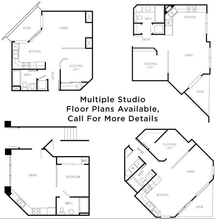 studios 2d floor plan 2