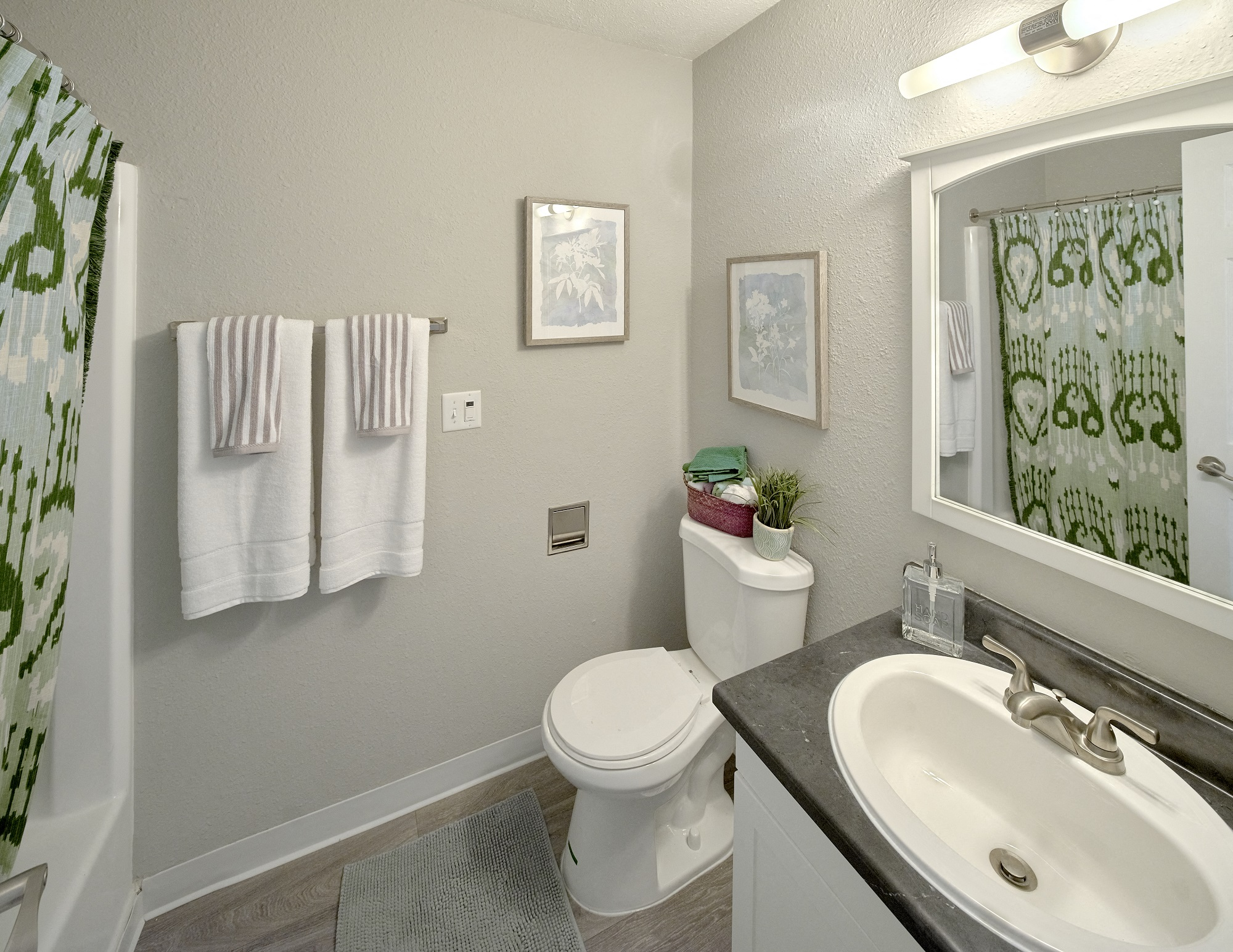 CityZen Commons Bathroom
