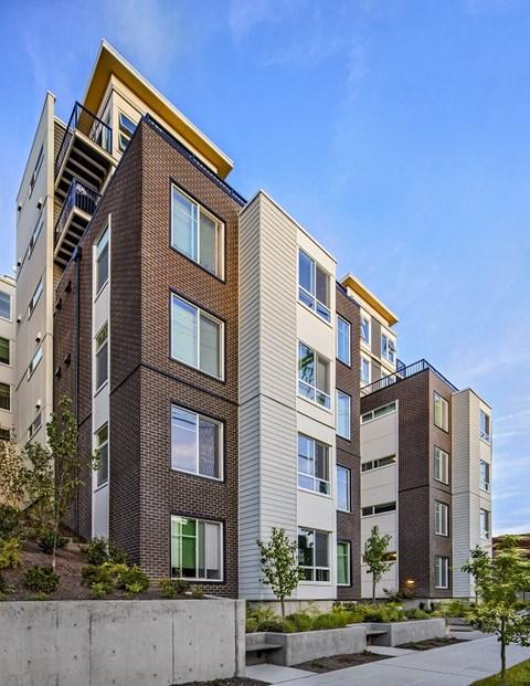 Eastlake Flats Apartments Seattle Washington