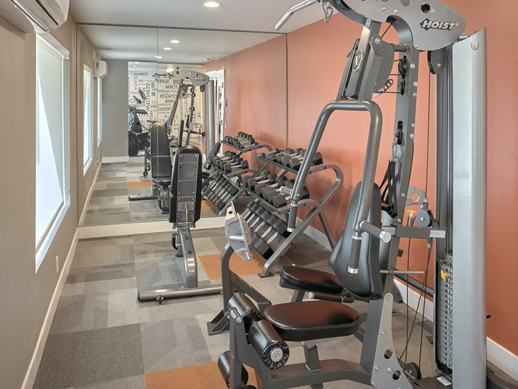 CityZen Commons Fitness Center