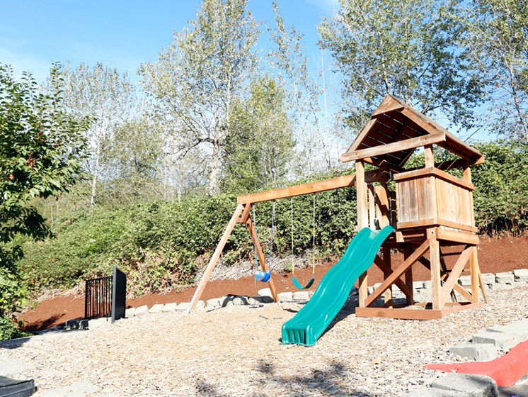 Playground at Copper Creek, Washington