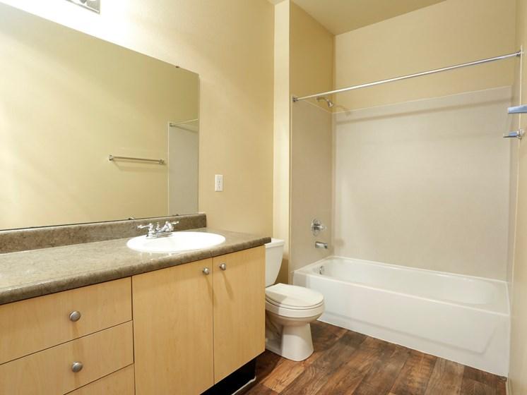 Bathroom at Copper Creek, Milton, 98354