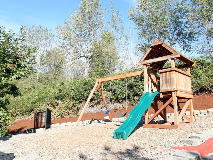Playground at Copper Creek, Washington