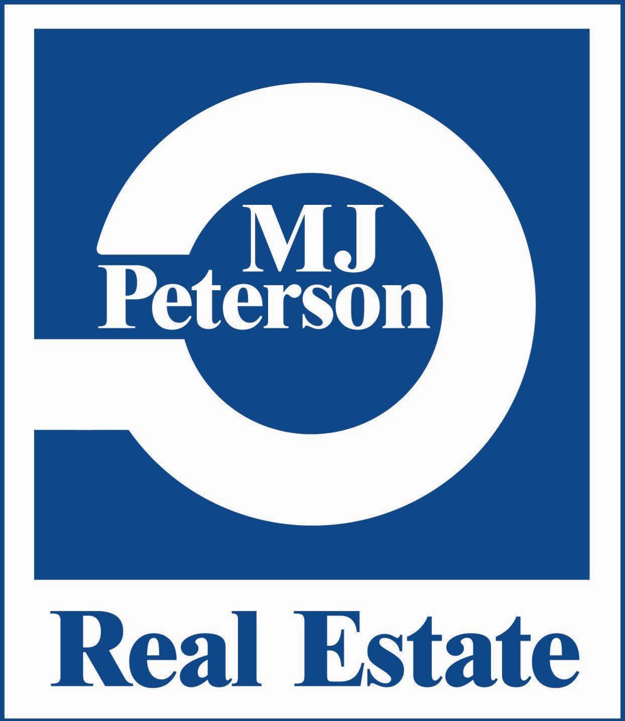 MJ Peterson Logo Master