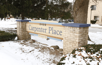 3400 Carpenter Road 1 Bed Apartment for Rent Photo Gallery 1