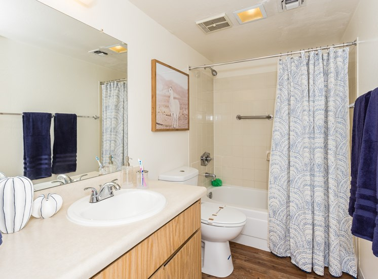University Square Apartment Two Bedroom with Two Full Bathrooms
