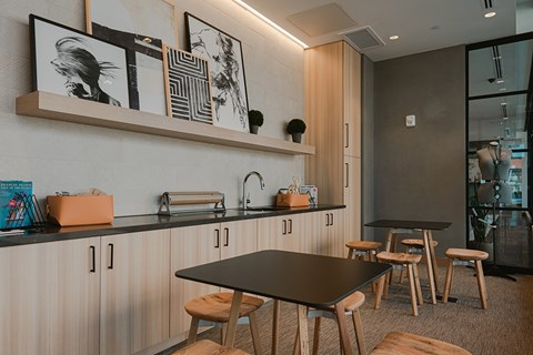 DIY Maker and Crafting Space at Arrowwood Apartments
