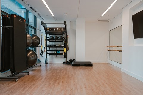 Arrowwood Apartments Private Workout Studio