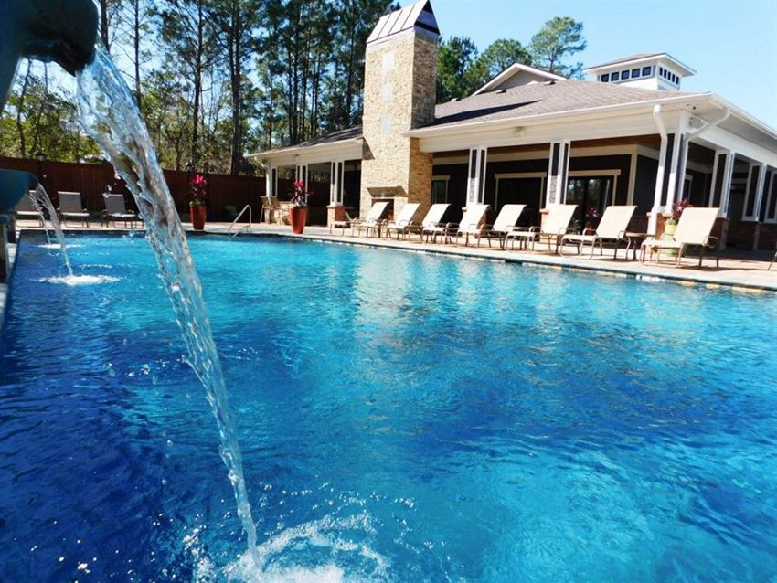 Resort Style Pool at the Reserve of Gulf Hills, Ocean Springs, Mississippi,  39564