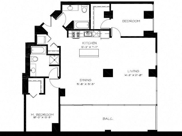 Floorplan 04E