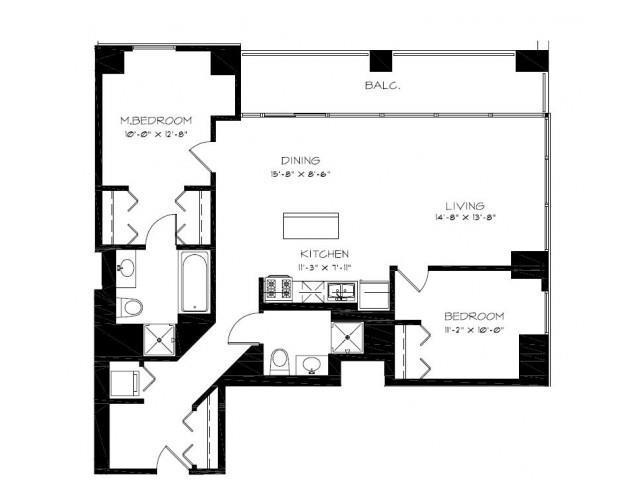 Floorplan 06B
