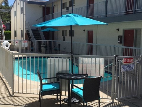 Carmichael  Apartments - Pool