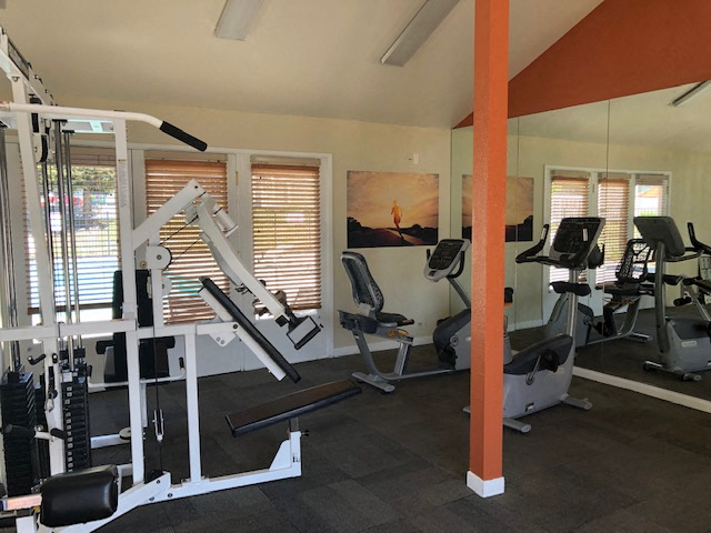 Windscape Village Apartments - Gym