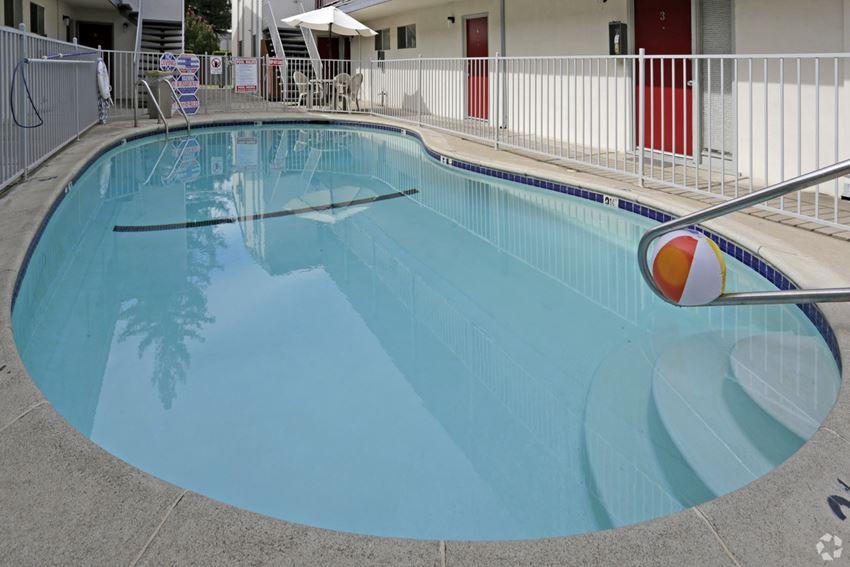 Carmichael Apartments Pool