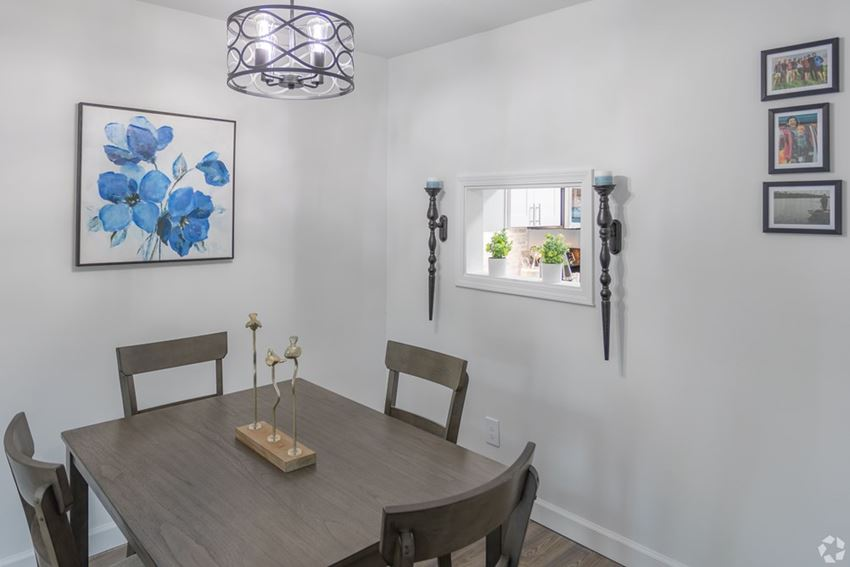 Dining Kitchen at Galbraith Pointe Apartments and Townhomes*, Cincinnati, 45231