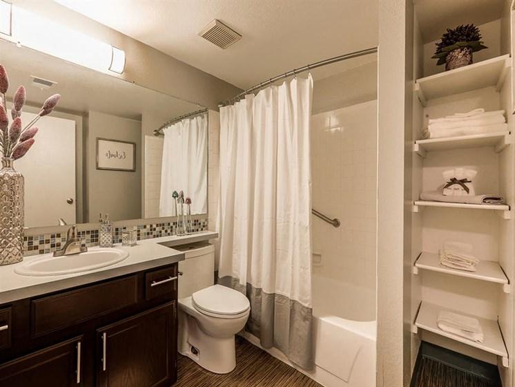 Velo | Denver, CO Apartments | Bathroom