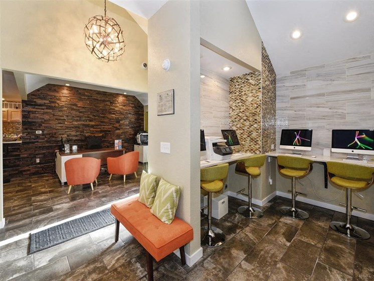 Velo | Denver, CO Apartments | Business Center with Free Wifi