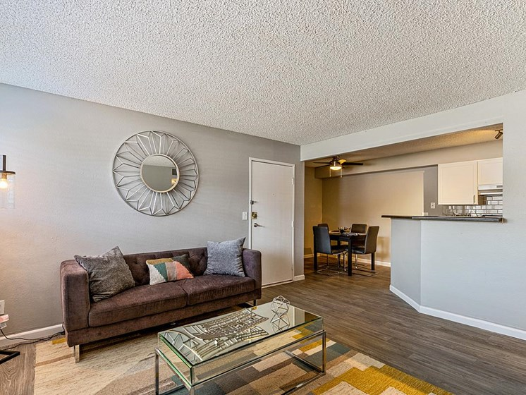 Velo | Denver, CO Apartments | Spacious Living Room