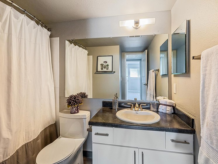 Velo | Denver, CO Apartments | Bathroom