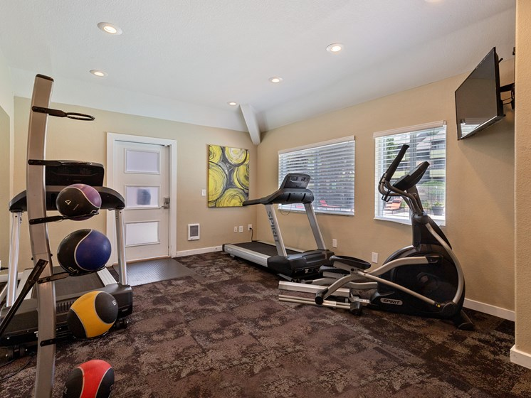 Velo | Denver, CO Apartments | Fitness Center