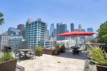 1000 S Grand Ave, Studio-2 Beds Apartment for Rent Photo Gallery 1