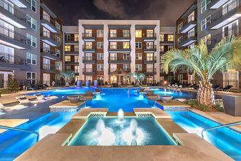 13290 Noel Rd Studio-2 Beds Apartment for Rent Photo Gallery 1