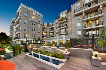 445 North Rossmore Avenue 1-2 Beds Apartment for Rent Photo Gallery 1