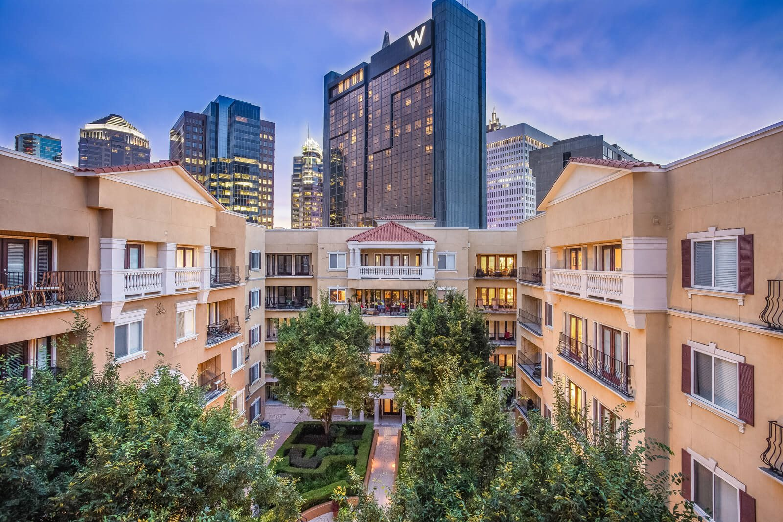 Luxury Apartment Homes Available at Windsor at Midtown, 222 14th Street NE, Atlanta