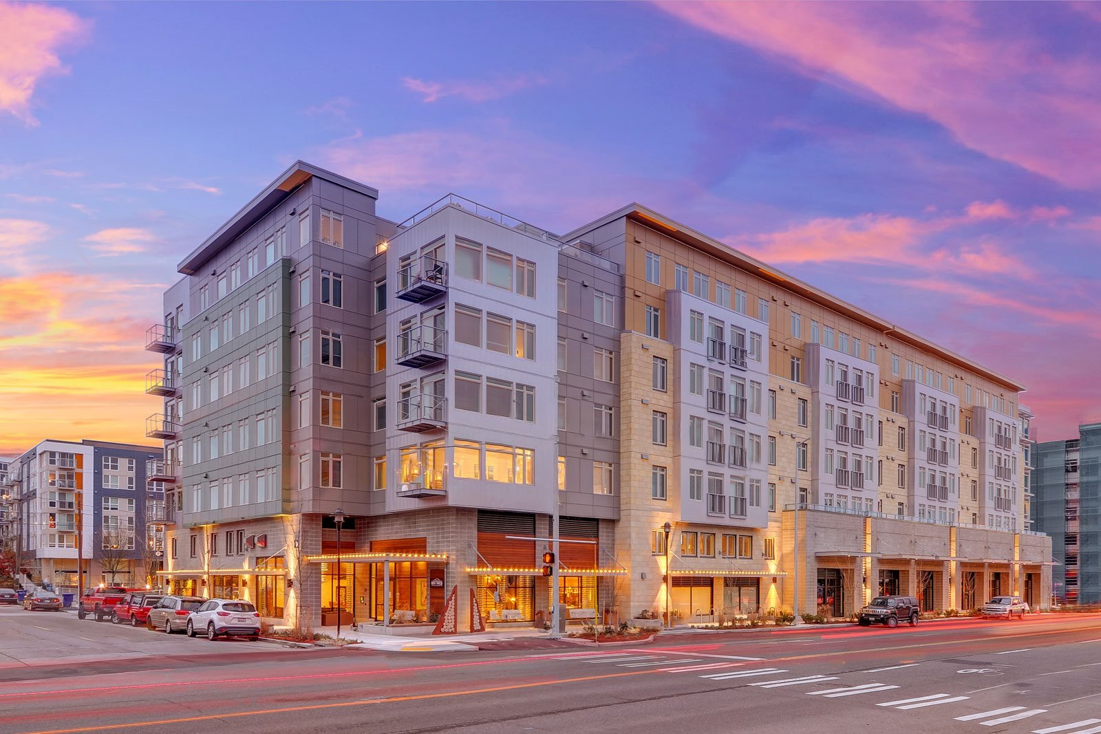 Endless Options for Shopping and Exploring at The Whittaker, 98116, WA