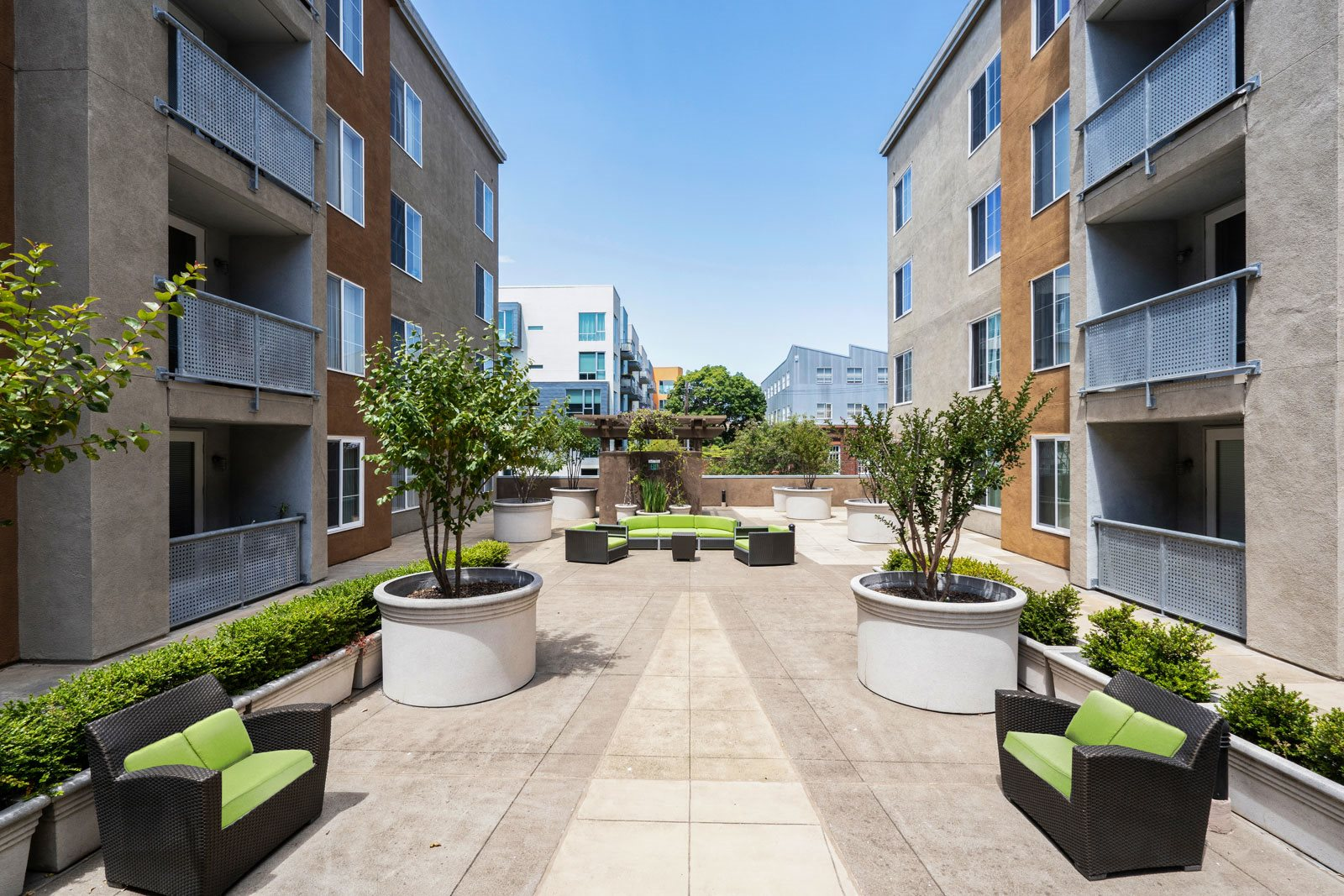 Ideal Bay Area Location at Allegro at Jack London Square, Oakland, CA
