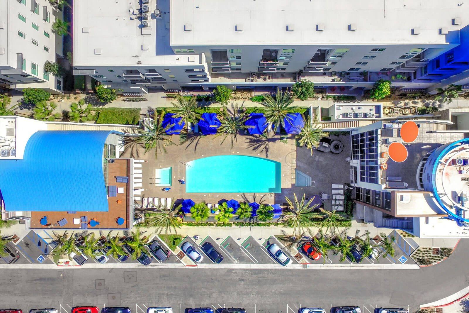 Premier Apartment Community at Boardwalk by Windsor, Huntington Beach, CA