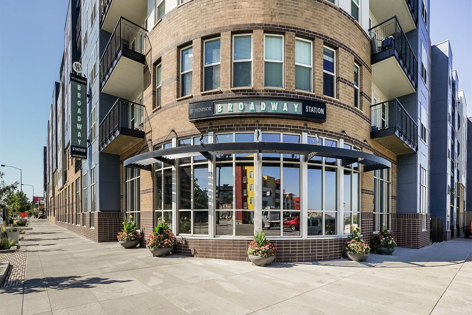 Ideal Denver Location at Windsor at Broadway Station,  Colorado, 80210
