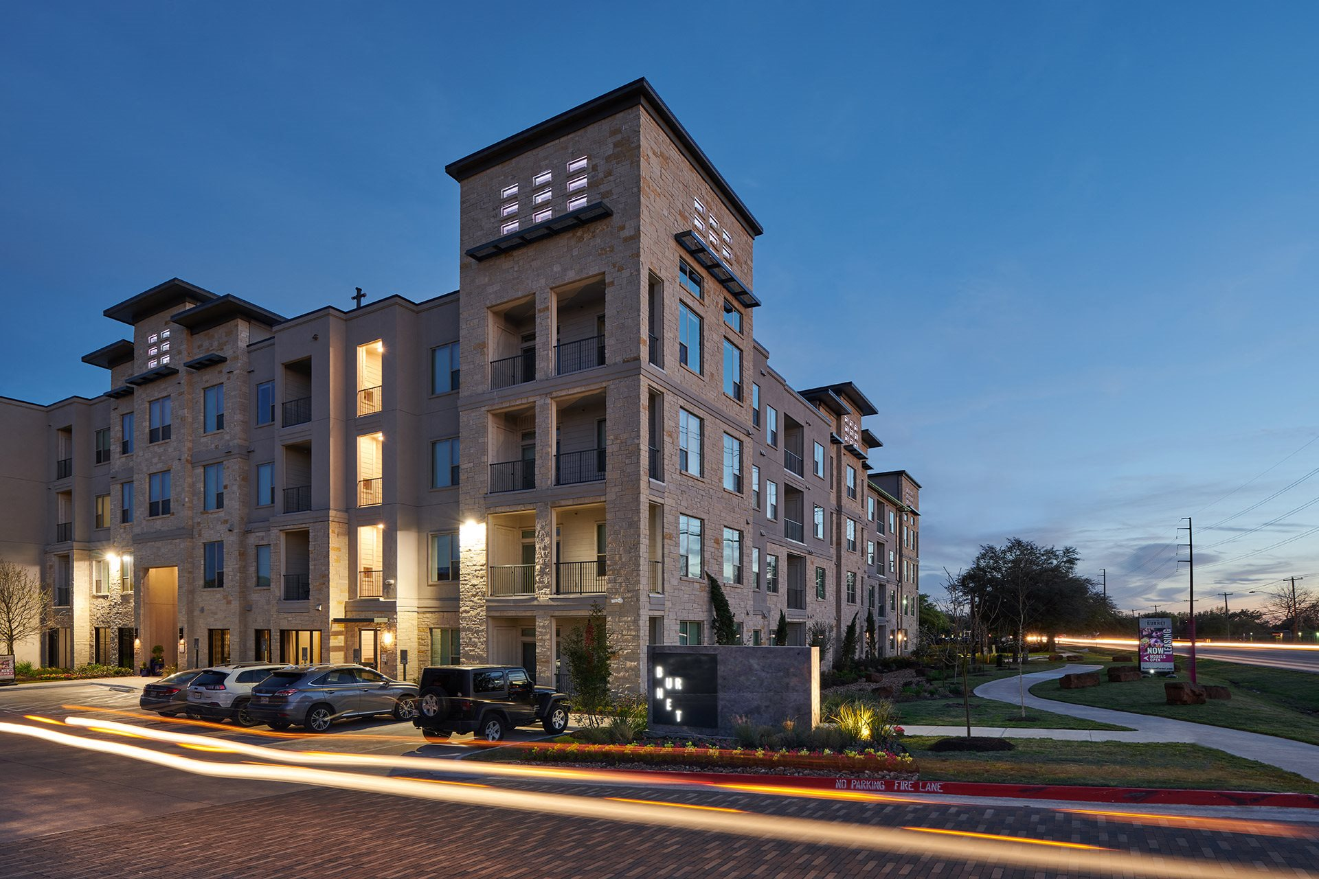 Conveniently located on Burnet Road at Windsor Burnet, Austin, TX