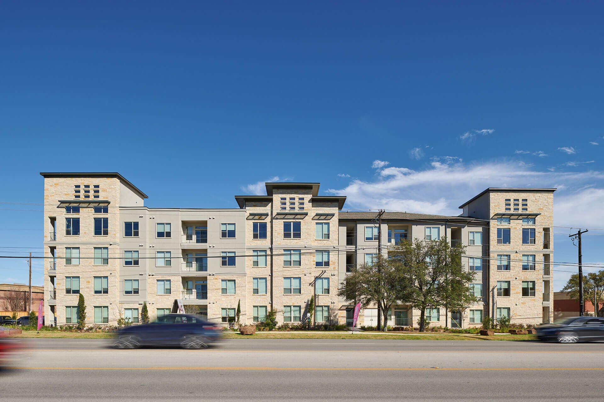 Professionally managed community at Windsor Burnet, Austin, Texas