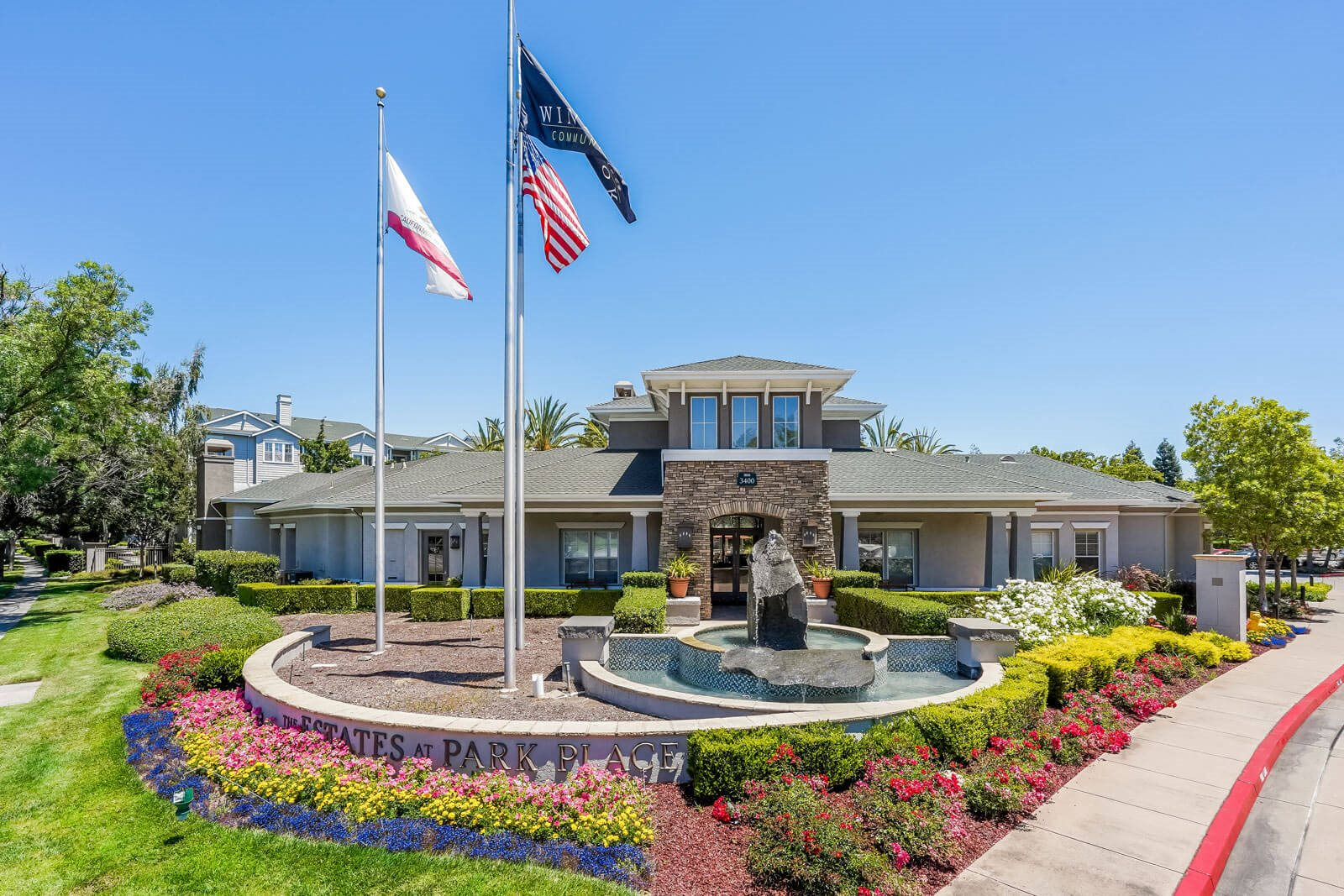 On-Site Management at The Estates at Park Place, Fremont, California