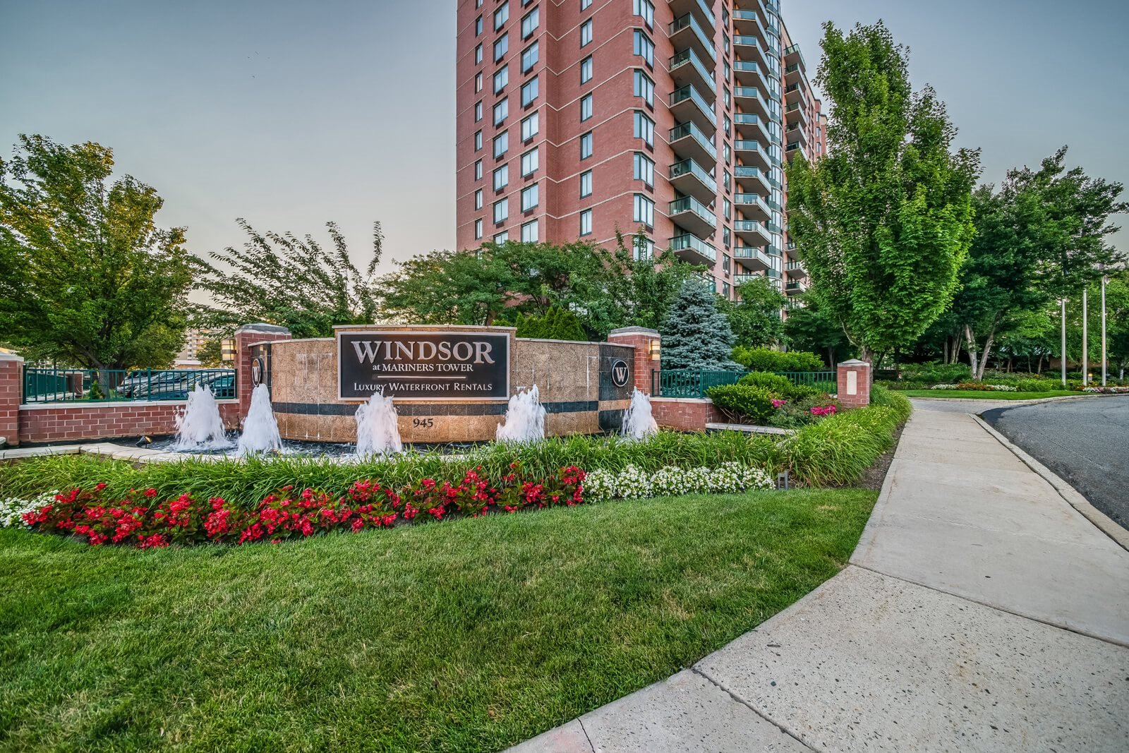 On-Site Management at Windsor at Mariners, Edgewater, 07020