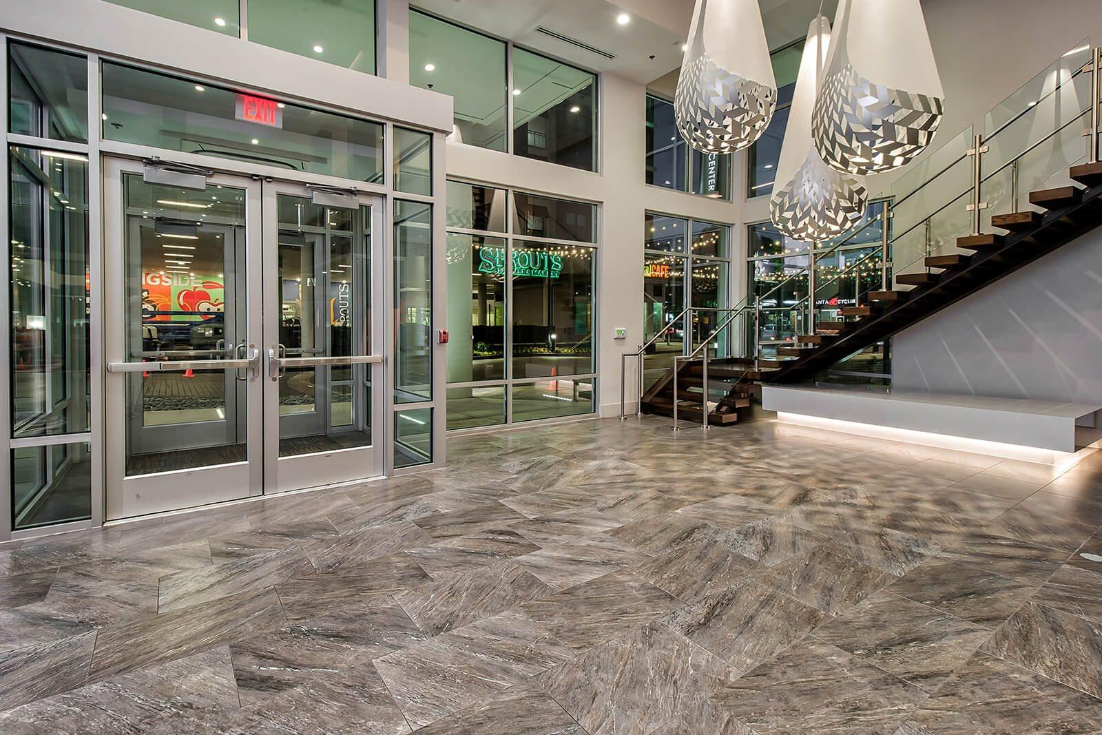 Hotel Style Lobby at Morningside Atlanta by Windsor, Atlanta, 30324
