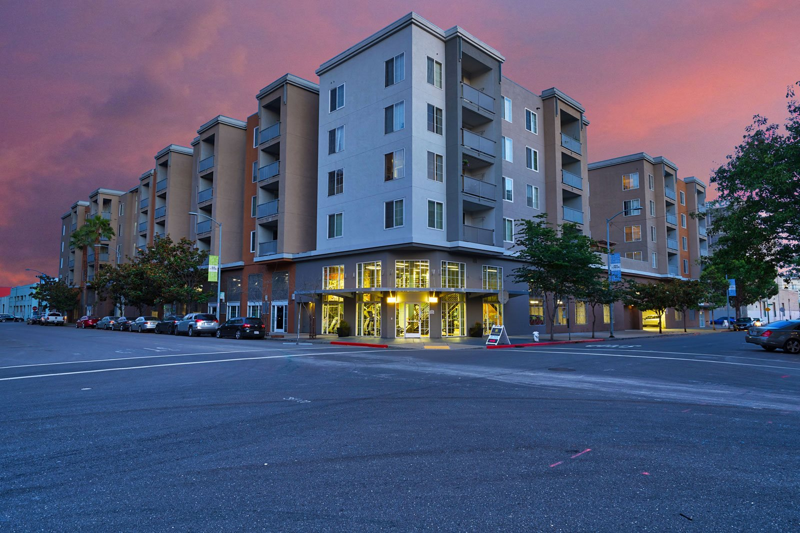 Convenient Oakland Location at Allegro at Jack London Square, California, 94607