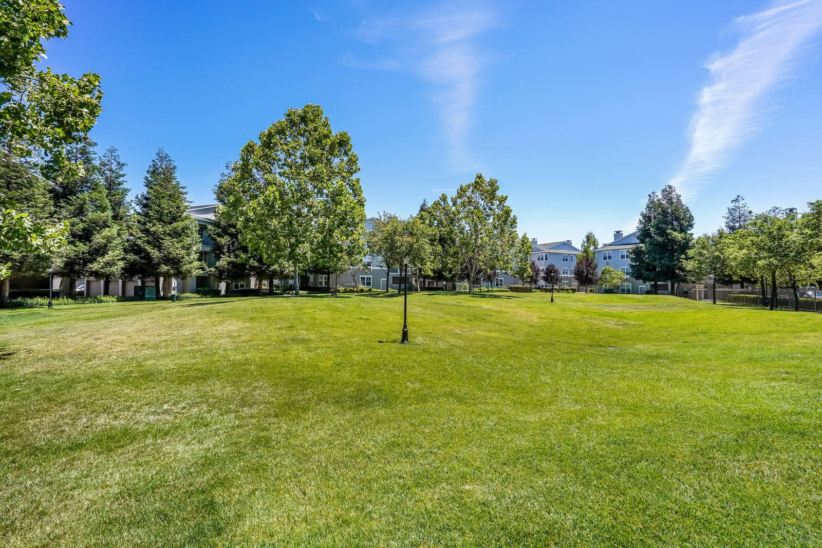 Expansive Green Space at The Estates at Park Place, 94538, CA