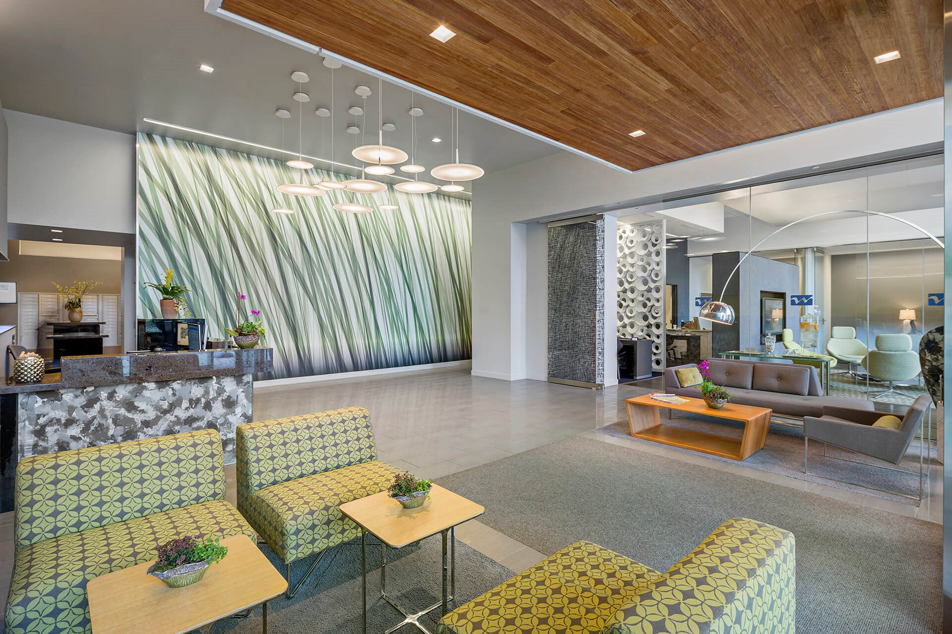 Hotel Style Lobby at Waterside Place by Windsor, 02210, MA