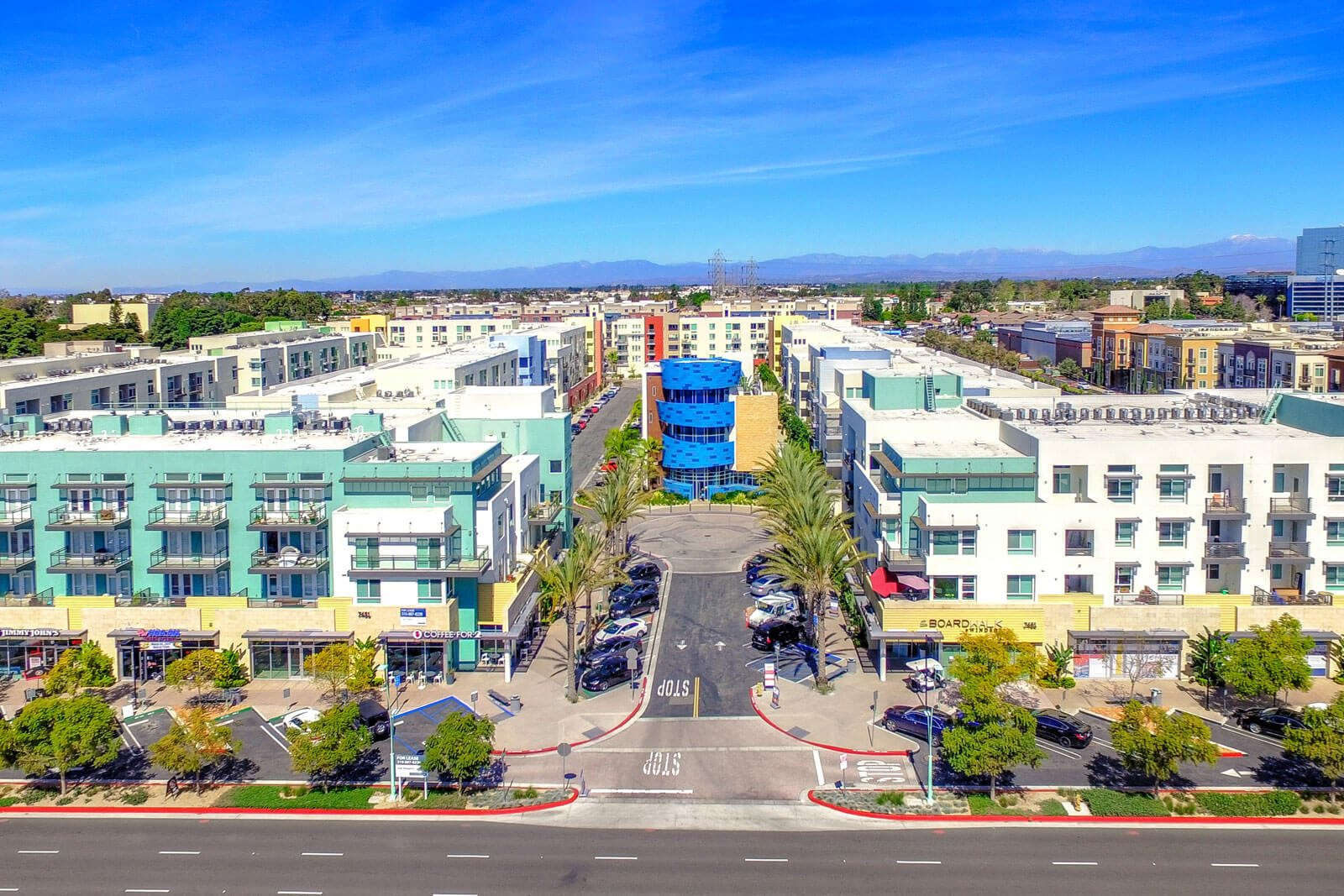 Come Visit Our Leasing Office at Boardwalk by Windsor, 7461 Edinger Ave., CA