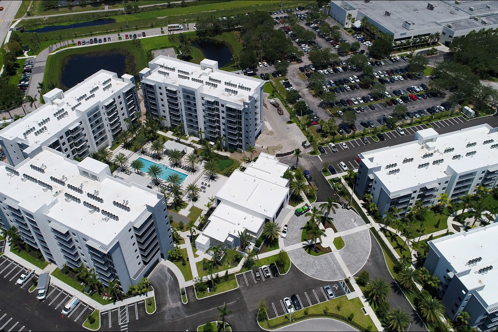Resort Style Community at Allure by Windsor, Boca Raton, FL