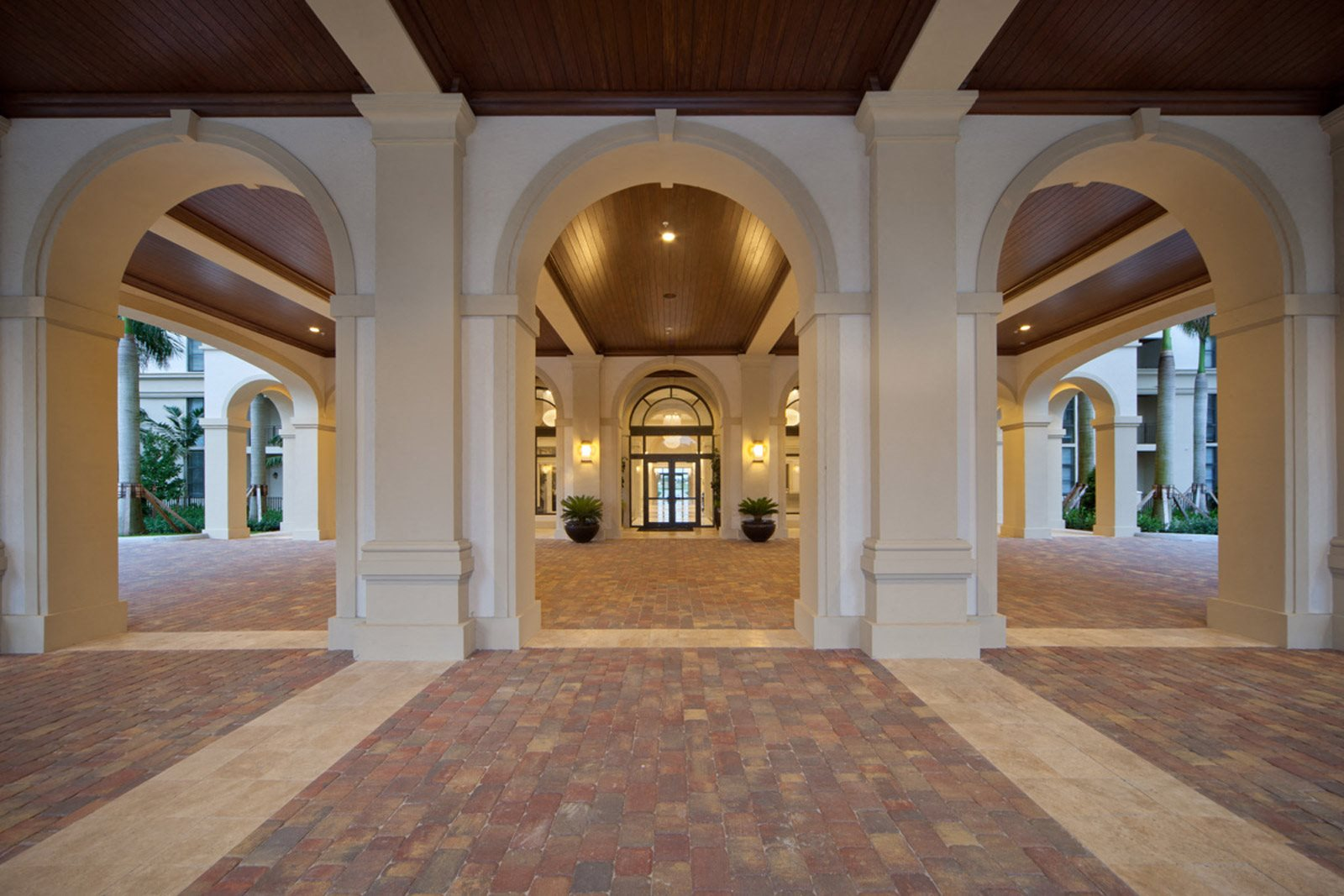 Grand Entry Porte-Cochere at Windsor at Doral, 4401 NW 87th Avenue, Doral